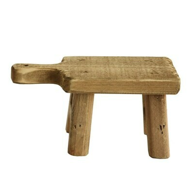 Wooden Pedestal