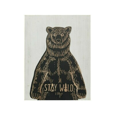 Stay Wild Wall Art