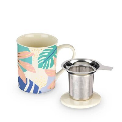 Infuser Tea Mug Set