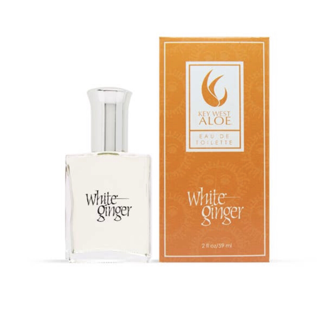 2oz White Ginger Perfume