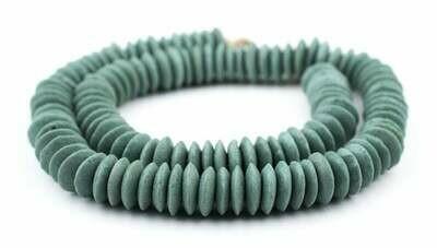 Green Ashanti Beads