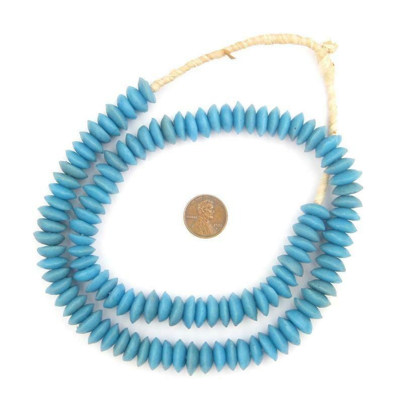 Turquoise Ashanti Beads