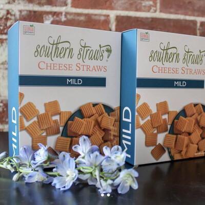 Mild Southern Cheese Straws