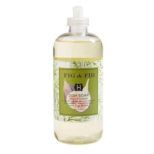 Fig & Fir Dish Soap