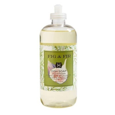 Fig & Fir Dish Soap