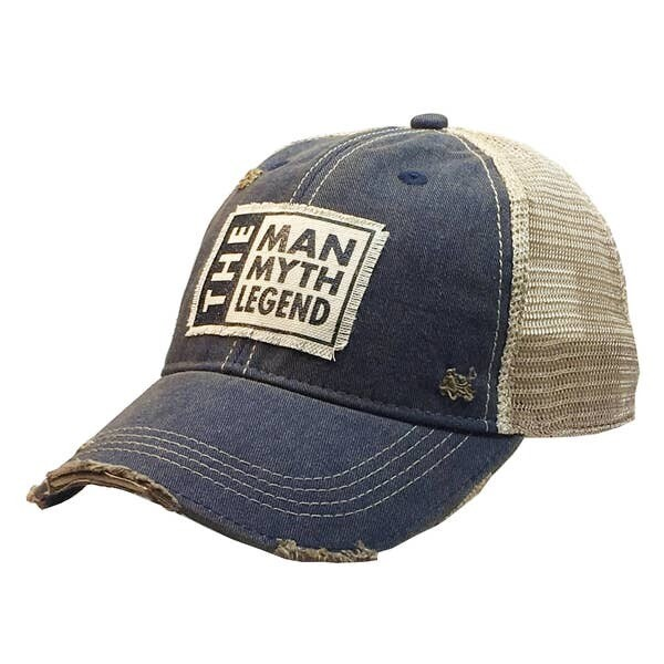 The Man, Myth & Legend Hat