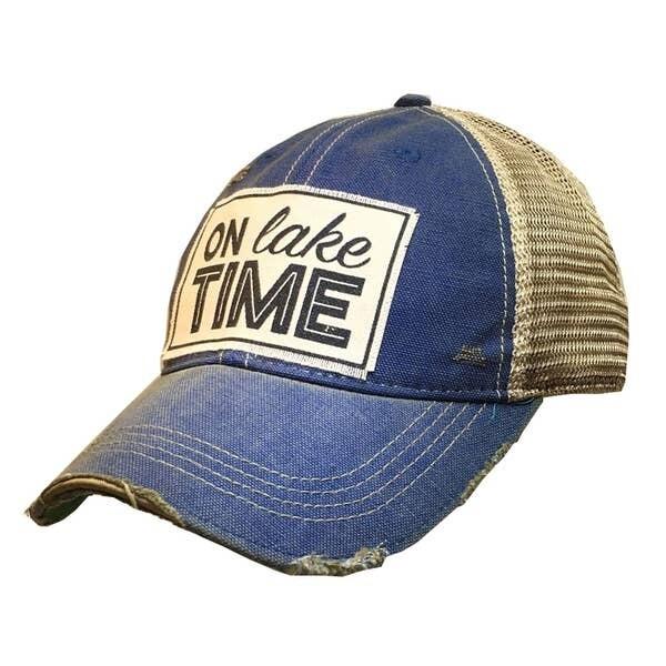 On Lake Time Hat