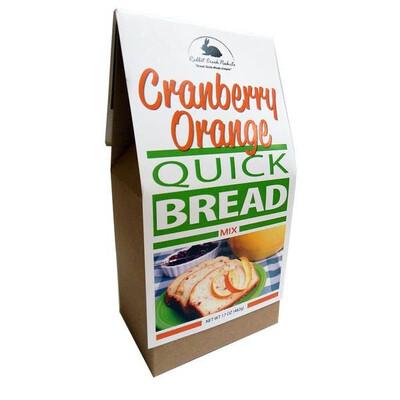 Cranberry & Orange Bread Mix