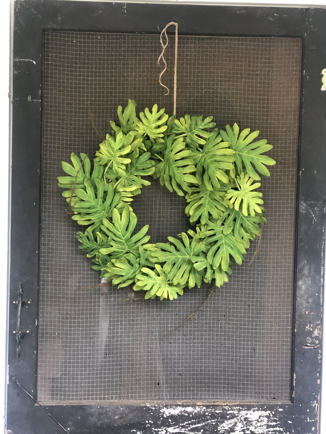 Palm Leaf Wreath 26""