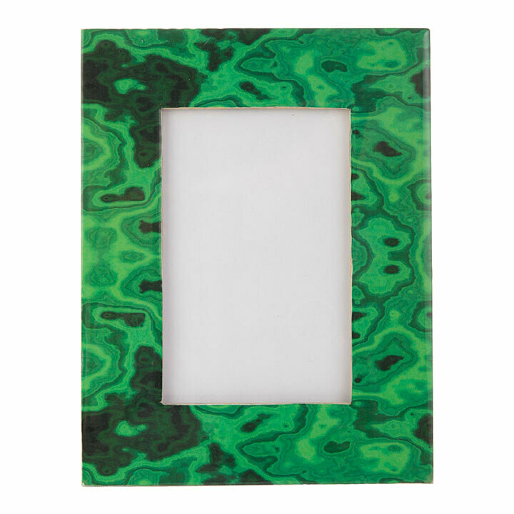 Green Geode Frame