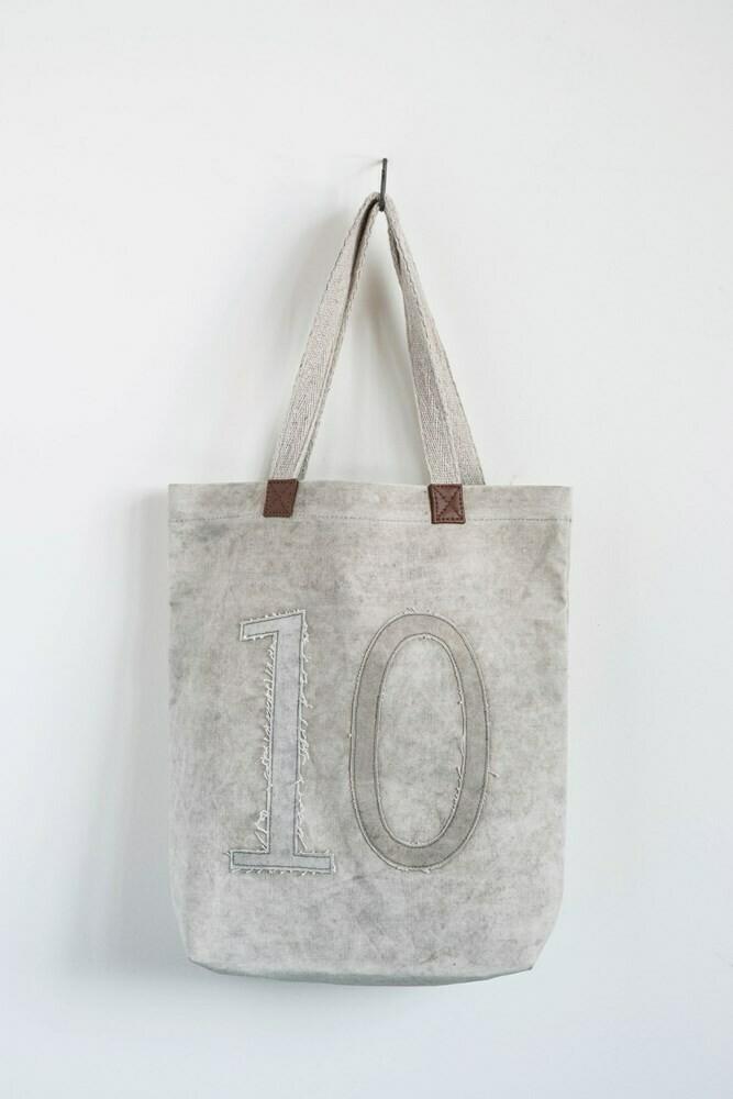 """10"" Canvas Tote Bag"
