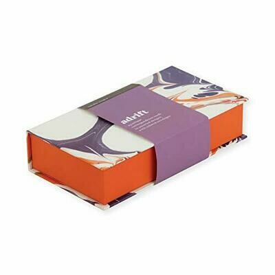 Correspondence Card Box with 25 cards