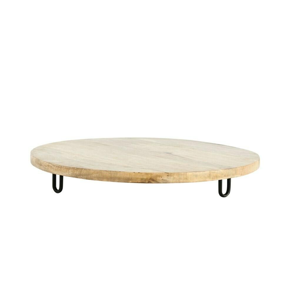 Mango Wood Pedestal