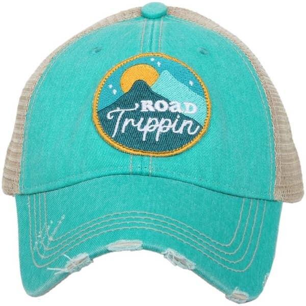 Road Trippin Trucker Hat