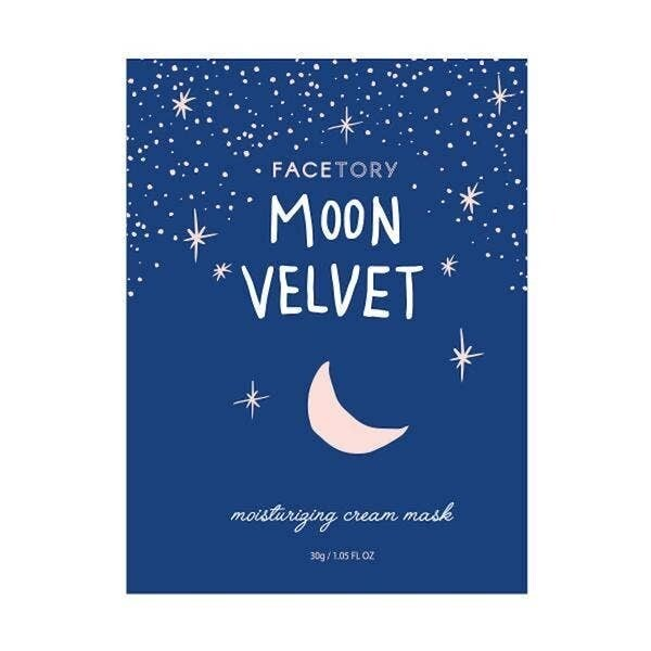 Moon Velvet Moisturizing Cream Mask