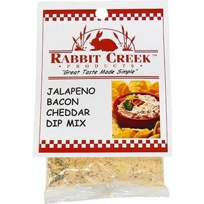 Jalapeno Bacon Cheddar Dip Mix