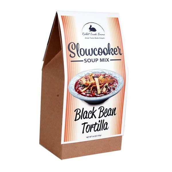 Black Bean Tortilla Soup Mix