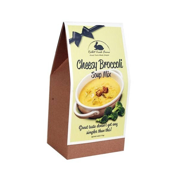Cheesy Broccoli Soup Mix