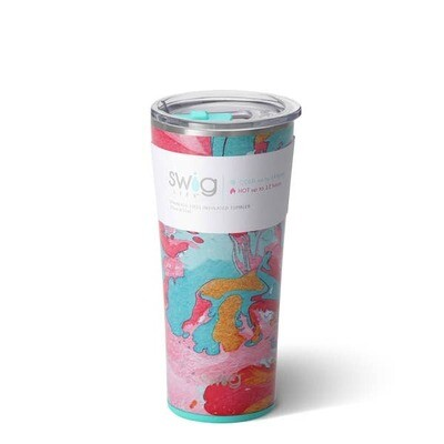Cotton Candy 22oz Tumbler
