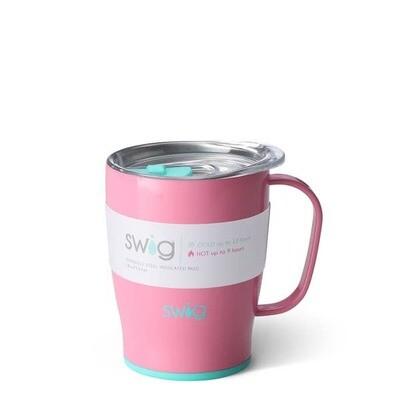 Peony Insulated Swig Mug