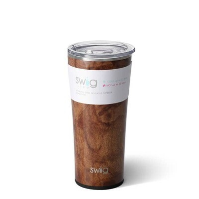 Black Walnut 22oz Tumbler
