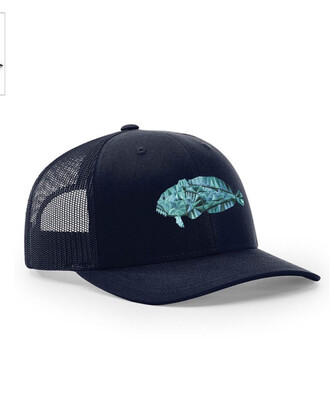 Toadfish Hat