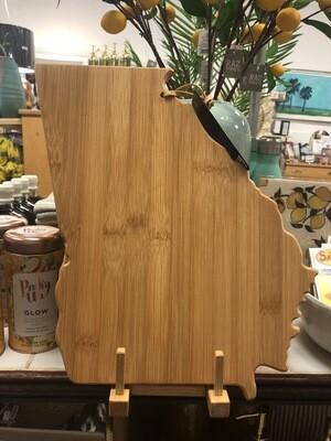 Georgia Bamboo Cutting Board