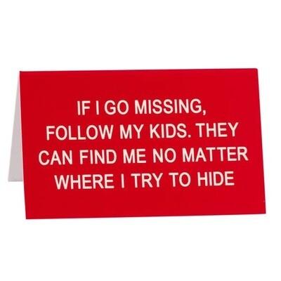 If I Go Missing 4.5