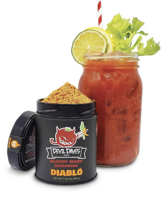 Bloody Mary Seasoning Diablo