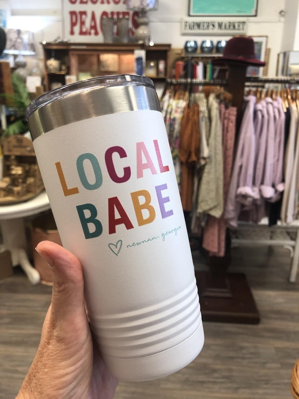 20oz Local Babe Tumbler
