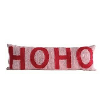 Ho Ho Pillow