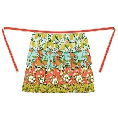 Fruit Cocktail Half Apron