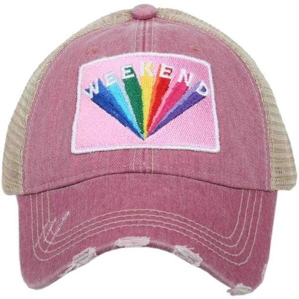 Weekend Trucker Hat