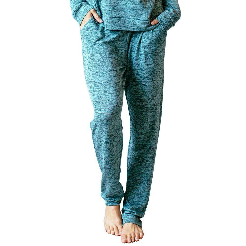 Jersey Knit Hello Mello Lounge Pants Mint