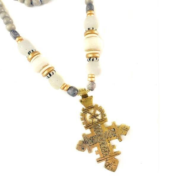 Kingsley Cross Necklace