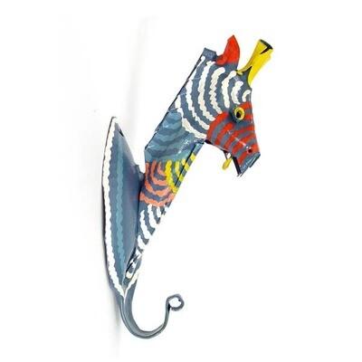 Painted Giraffe Hook