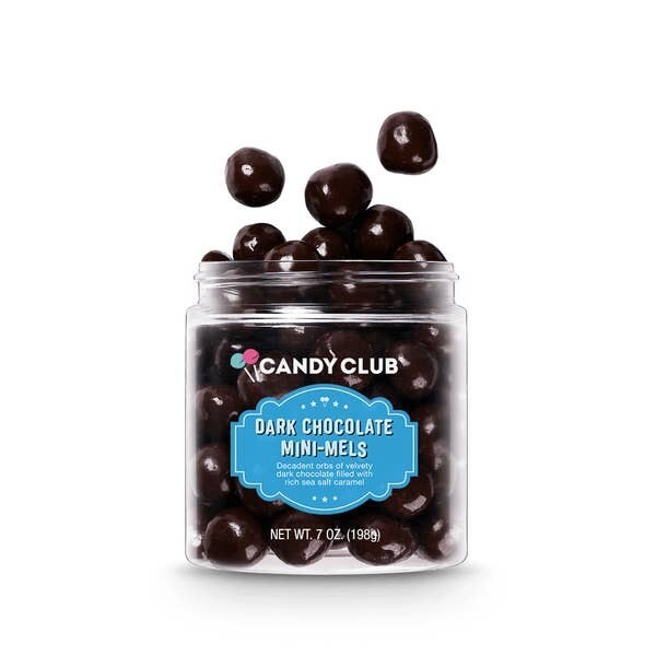 Dark Chocolate Mini-Mels
