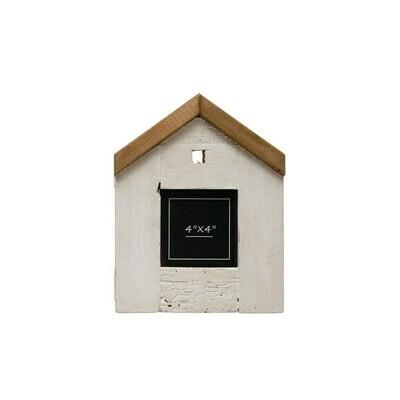 4x6 House Photo Frame