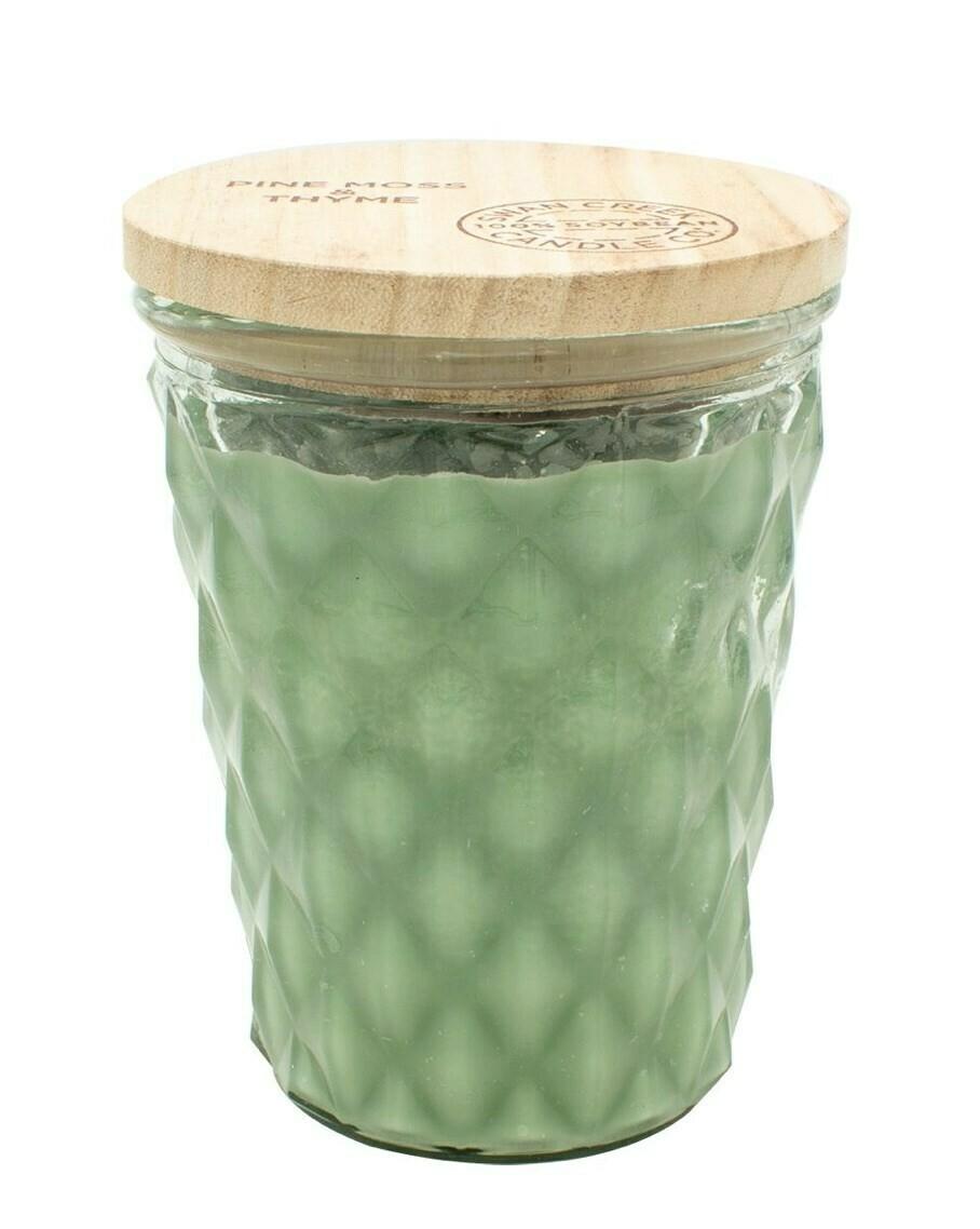 Mistletoe Kiss Timeless Jar