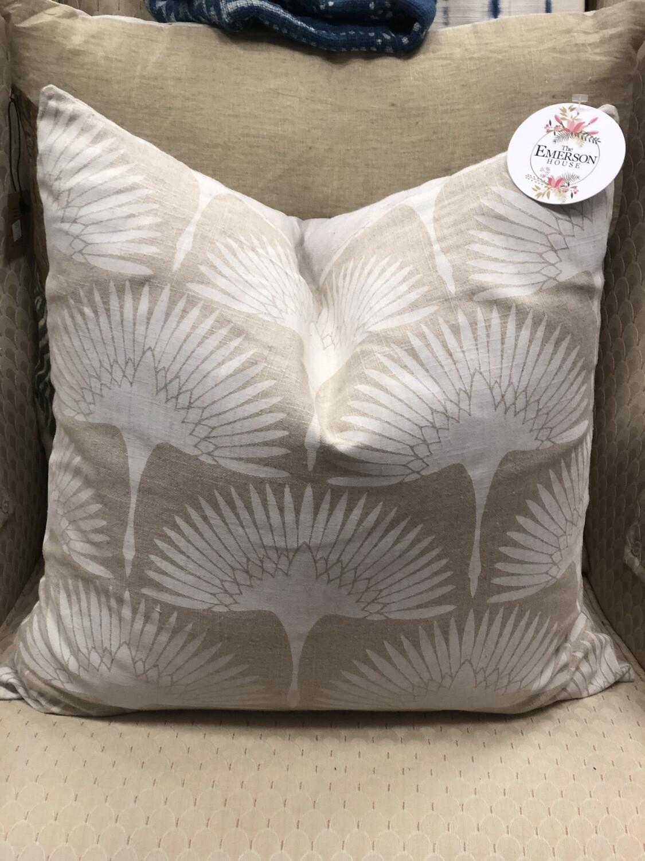 "20"" Swan Pillow"