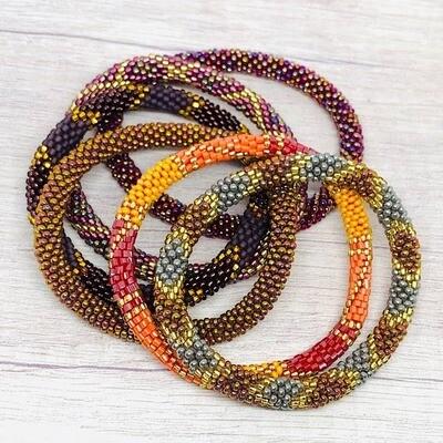 Nepal Beaded Bracelet