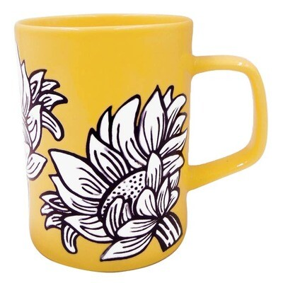 Sunflower Color Mug