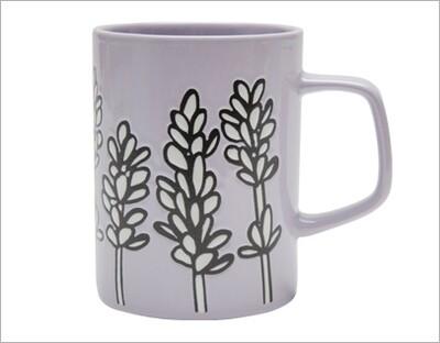 Lavender Color Mug