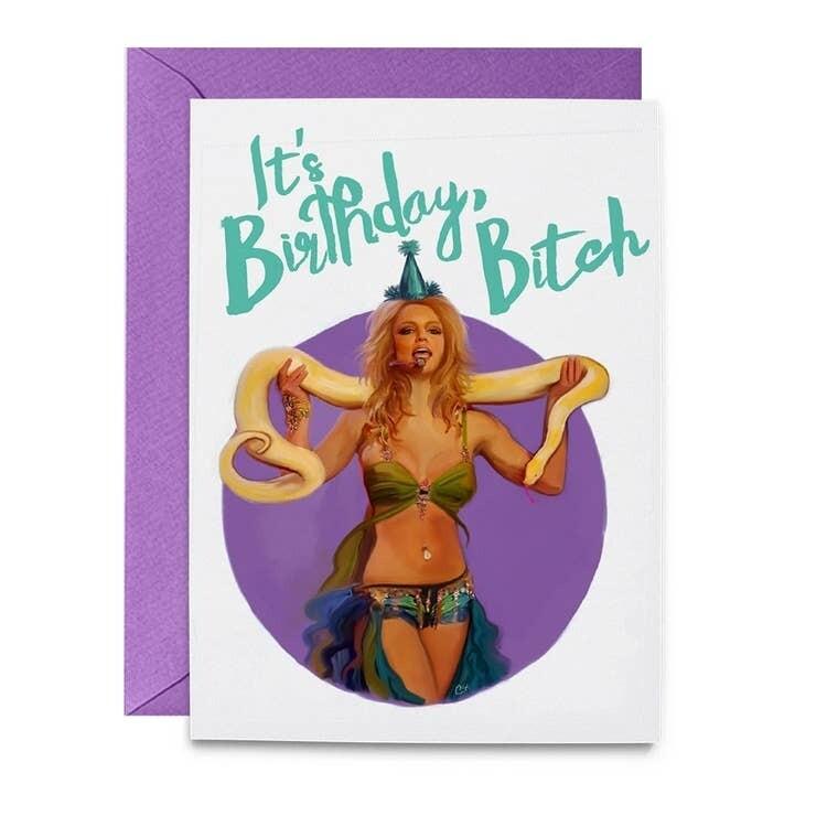 It's Birthday, Bitch