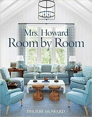 Mrs. Howard Room by Room Book