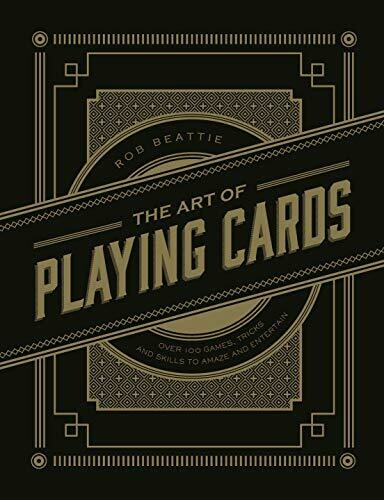 Art of Playing Cards Book