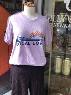 Newnan Local Love Unisex Shirt