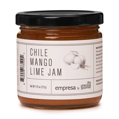 Chile Mango Lime Jam
