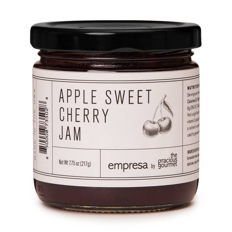 Apple Sweet Cherry Jam