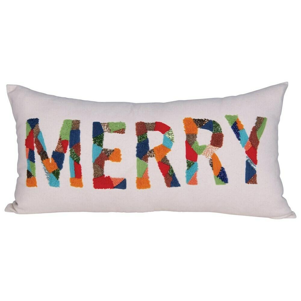 Merry Lumbar Pillow